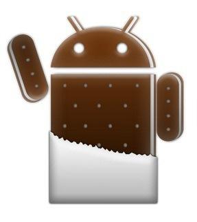 Android ICS logo