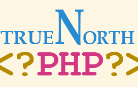 true north php