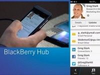 BlackBerry 10 Hub lets you access what you want when you need it