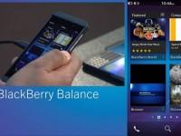 BlackBerry 10 Balance lets you create multiple workspace profiles