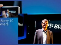 Taking a photo is easy with BlackBerry 10