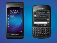 The Z10 and Q10 models