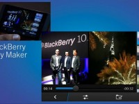 Produce movies easily with BlackBerry 10 Story Maker