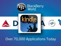 Kindle supports BlackBerry 10