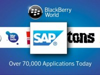 SAP supports BlackBerry 10