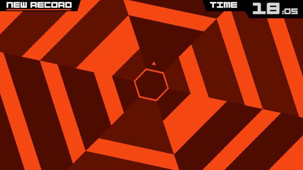Play Super Hexagon