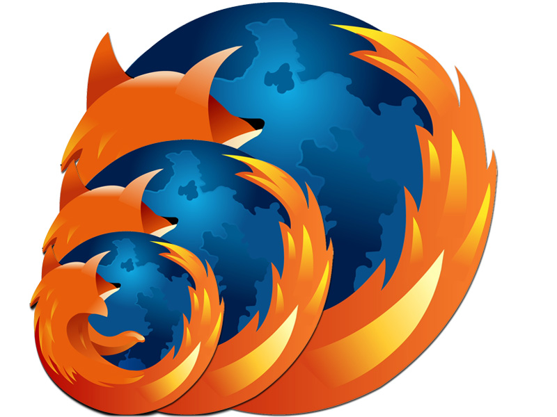 Firefox 22 now takes DPI from the WIndows setting by default
