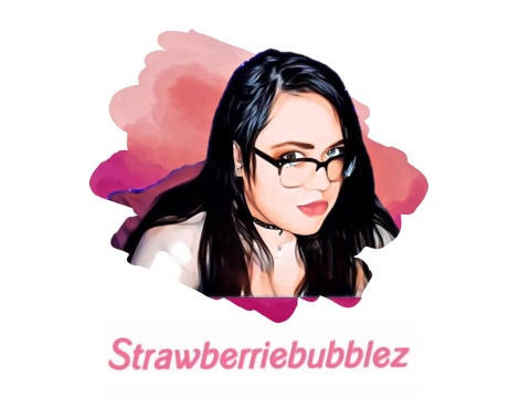strawberriebubbles avatar with title