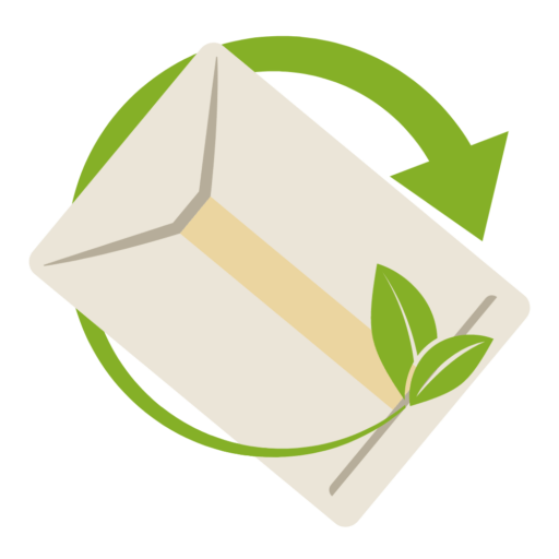 Sustainable Packaged logo